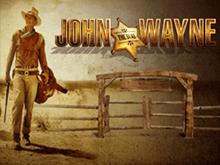 Играть на деньги в Джон Уэйн
